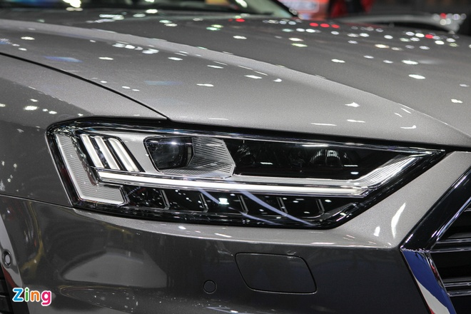 Audi A8L 2018 gia tu 200.000 USD tai Thai Lan hinh anh 4