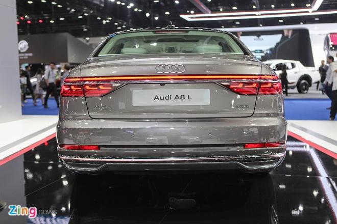 Audi A8L 2018 gia tu 200.000 USD tai Thai Lan hinh anh 5