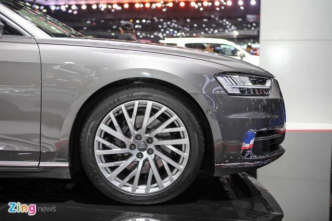 Audi A8L 2018 gia tu 200.000 USD tai Thai Lan hinh anh 6