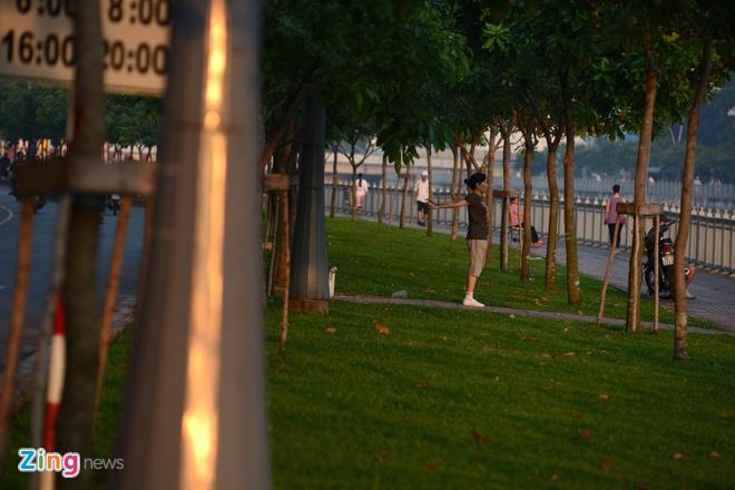 Nhiều người đã coi Nhiêu Lộc là lá phổi xanh của thành phố vì sự trong lành, xanh mát của dòng kênh và hai bên bờ.