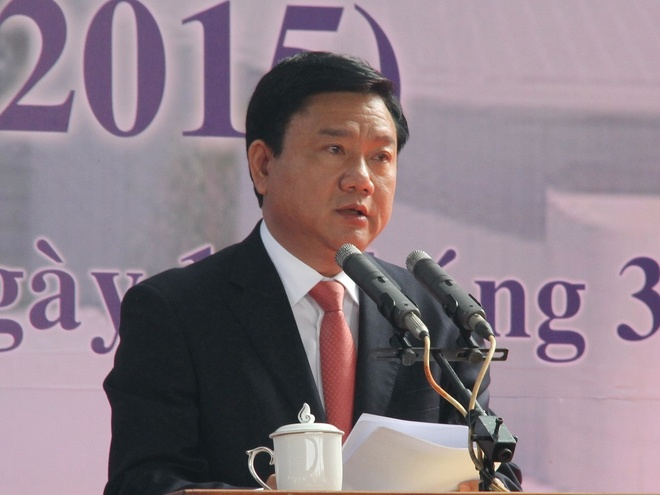 Bi thu Thang: 'TP HCM khong co cho cho can bo truc loi' hinh anh