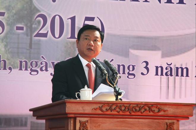 Bi thu Thang: 'TP HCM khong co cho cho can bo truc loi' hinh anh 1