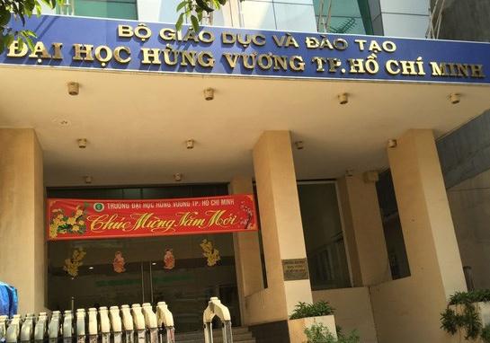 DH Hung Vuong TP HCM ky lai hop dong voi 80 giang vien hinh anh