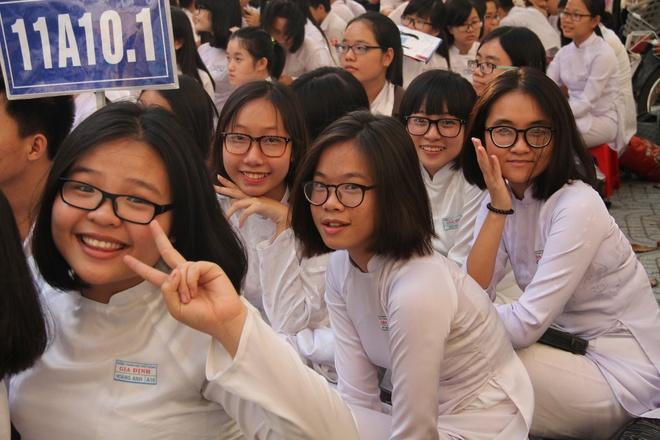 TP HCM cong bo chi tieu lop 10 truong chuyen hinh anh 1