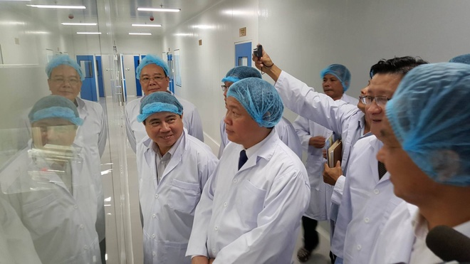'Samsung chi lap rap thi dau con goi la Khu cong nghe cao' hinh anh 1