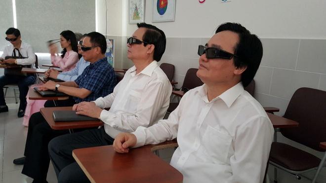 Bo Giao duc dang ra soat Thong tu 30 hinh anh 2