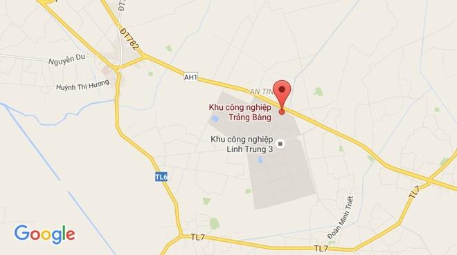 Chay lon o nha may giay Trang Bang hinh anh 2