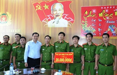 Chu tich Da Nang yeu cau xoa het bang nhom doi no thue hinh anh 1