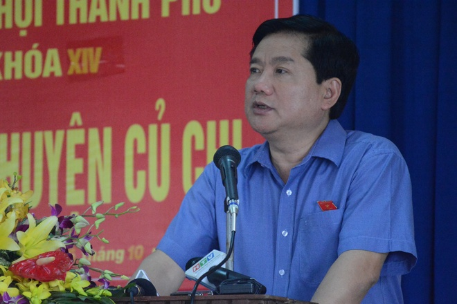 Bi thu Thang noi ve vu an Trinh Xuan Thanh hinh anh
