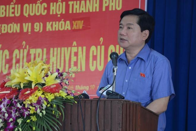 Bi thu Thang noi ve vu an Trinh Xuan Thanh hinh anh 1