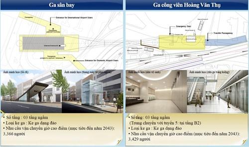 Hon 250 trieu USD xay tuyen metro vao san bay Tan Son Nhat hinh anh 1