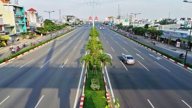 Hon 2.500 ty dong lam 2,7 km duong vanh dai 2  tai TP.HCM hinh anh 1