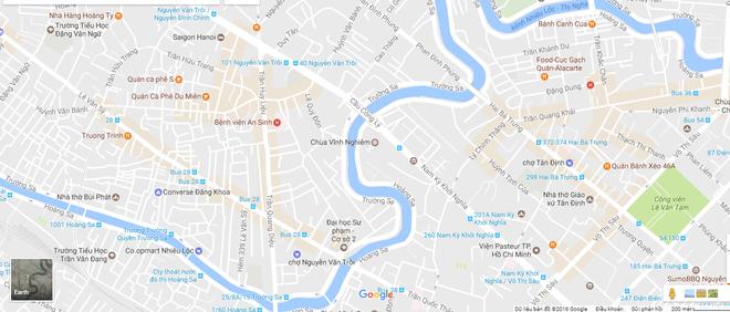 Cam xe luu thong tren duong Truong Sa, Hoang Sa o TP.HCM hinh anh 1