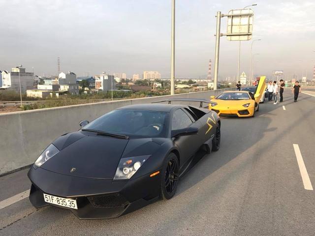 Hinh anh sieu xe Lamborghini truoc luc tong chet nguoi hinh anh 3