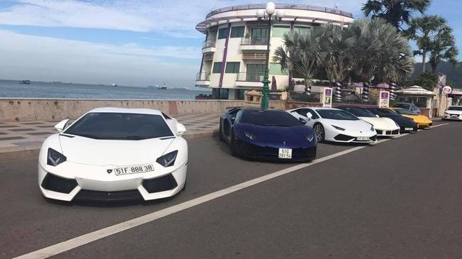 Hinh anh sieu xe Lamborghini truoc luc tong chet nguoi hinh anh 5