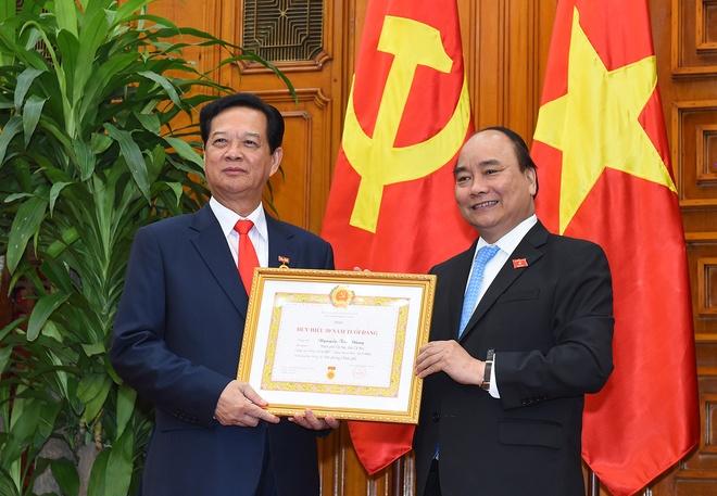 nguyen thu tuong Nguyen Tan Dung anh 1