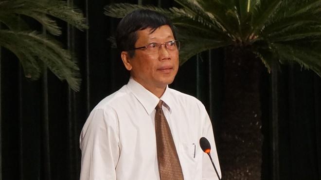 Giam doc So Nong nghiep noi chuyen 'giai cuu' heo o Sai Gon hinh anh 1