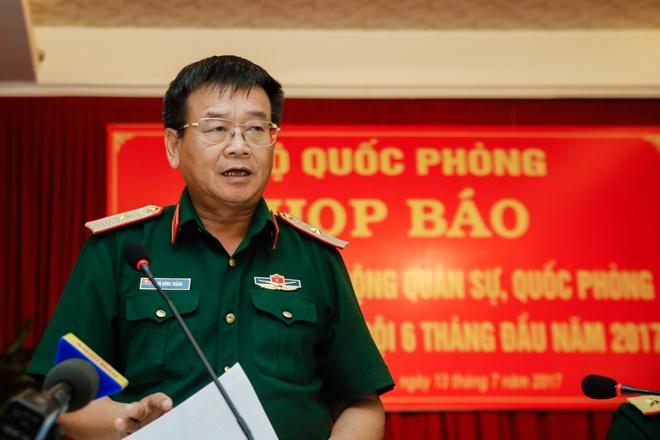 Bo Quoc phong giao dat vang cho doanh nghiep theo yeu cau cua TP.HCM hinh anh