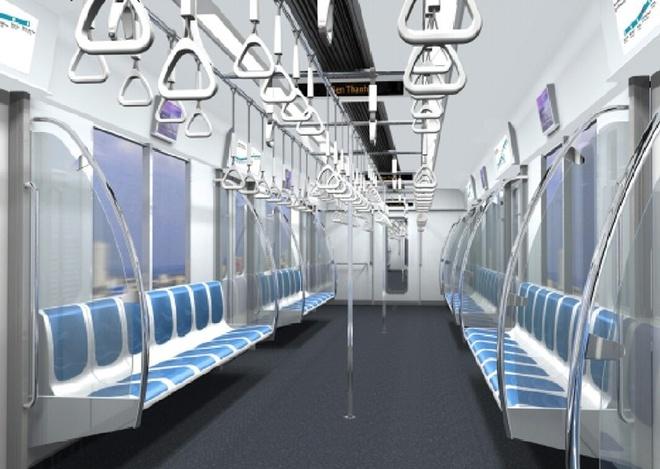 TP.HCM sap lap duong ray tuyen metro so 1 Ben Thanh - Suoi Tien hinh anh