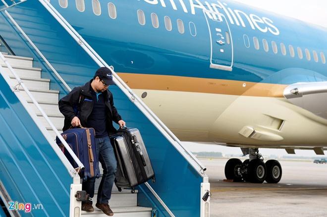 Vietnam Airlines du bao tang truong hang khong nam 2018 se cham lai hinh anh 1