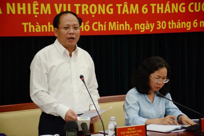 Kiem diem trach nhiem ong Tat Thanh Cang lien quan vu dat o Phuoc Kien hinh anh 1
