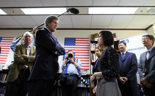John Kerry va hanh trinh cua Dai hoc Fulbright hinh anh 3