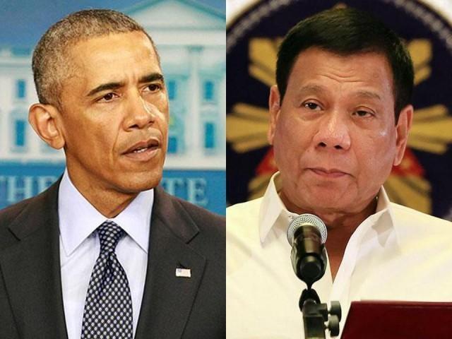 Bi thoa ma, Obama huy cuoc gap Tong thong Philippines hinh anh 1