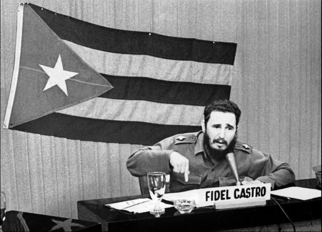 Nha lanh dao huyen thoai Fidel Castro qua doi o tuoi 90 hinh anh 4
