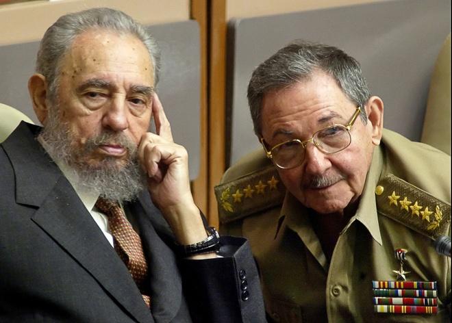 Fidel Castro qua doi anh 5