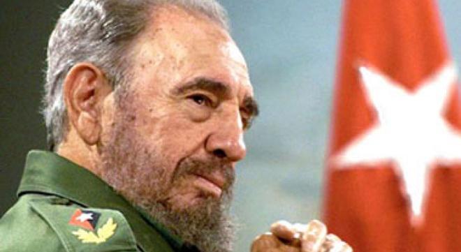 Nha lanh dao huyen thoai Fidel Castro qua doi o tuoi 90 hinh anh