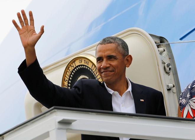 Obama chao tu biet: Khi nhung giac mo con dang do hinh anh
