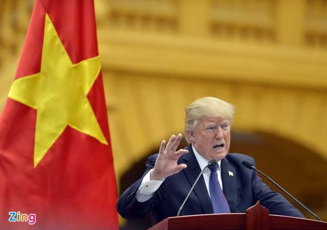 Tong thong Trump: Viet - My gan ket nhau vi muc tieu va loi ich chung hinh anh 1