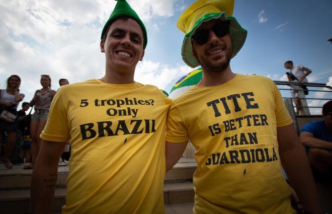 'Cac doi manh da ve nuoc, Brazil se de vo dich hon' hinh anh
