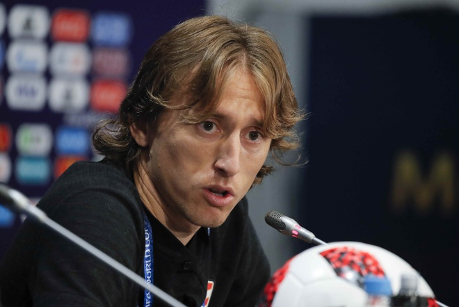 Luka Modric: Tiep tuc chien dau cho giac mo World Cup hinh anh