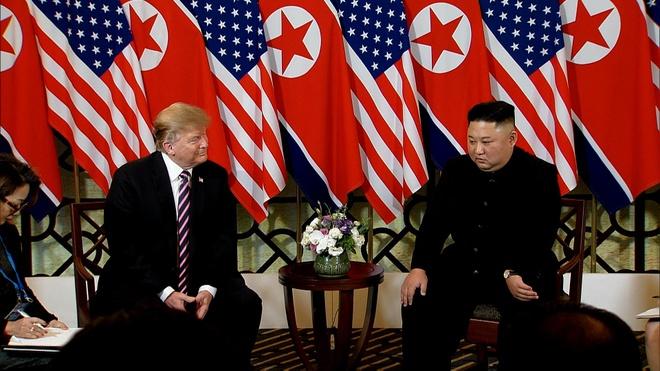 Chu tich Kim: 'Quyet dinh chinh tri day dung cam cua ong Trump' hinh anh 46