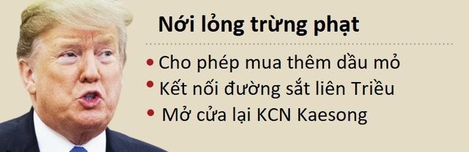 Chu tich Kim: 'Quyet dinh chinh tri day dung cam cua ong Trump' hinh anh 20