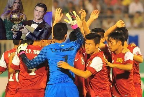 Phan lon cau thu U19 Viet Nam deu ham mo chu nhan QBV 2013 hinh anh