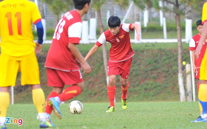 U19 Viet Nam thang dam doi tre den tu My hinh anh 2