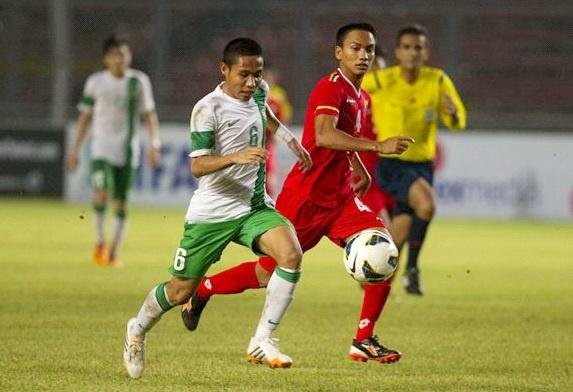 U19 Indonesia choi xau van thua dau truoc U19 Myanmar hinh anh