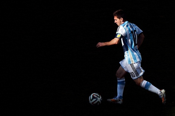 Nhung hinh anh dat gia nhat sau 56 tran World Cup 2014 hinh anh 17 Messi
