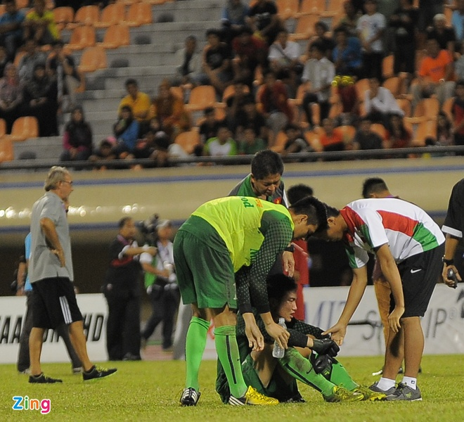 Cau thu U19 VN khoc nuc no sau tran thua Myanmar hinh anh 2