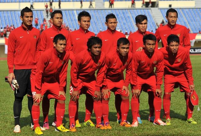 U19 Indonesia chi cu doi B toi VN hinh anh