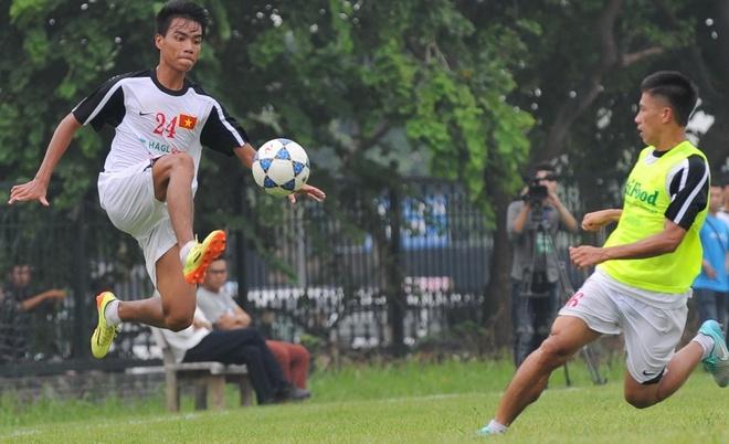 HLV Graechen tiet lo doi hinh chinh gap U19 Nhat Ban hinh anh