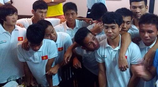Cong Phuong noi loi chia tay U19 Viet Nam hinh anh
