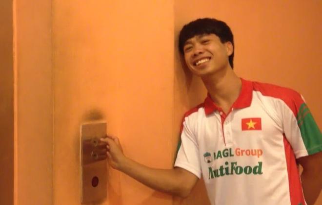 Cong Phuong - sieu quay o U19 Viet Nam va HAGL hinh anh