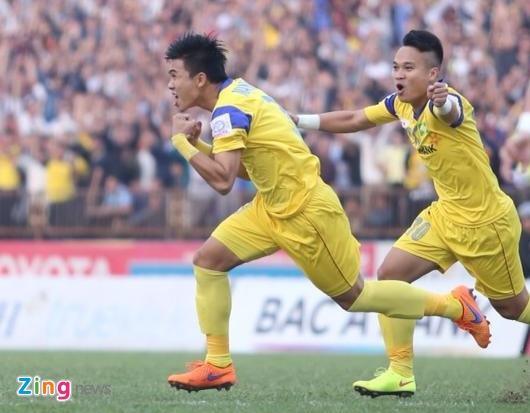Manh Hung bi loai khoi doi U21 SLNA vi doi danh trong tai hinh anh 1