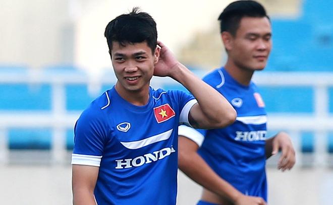 HLV Miura giu bi mat doi hinh U23 VN truoc tran gap Han Quoc hinh anh