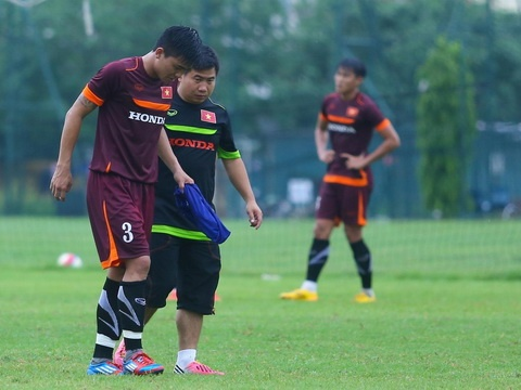 Chuyen gia sut phat cua U23 Viet Nam gap chan thuong hinh anh