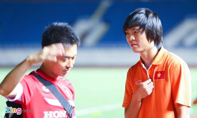 Bac si Nhat Ban khong chac Tuan Anh kip du VCK U23 chau A hinh anh 1