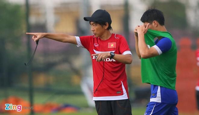 HLV Miura chot danh sach so bo 50 cau thu U23 VN hom nay hinh anh 1